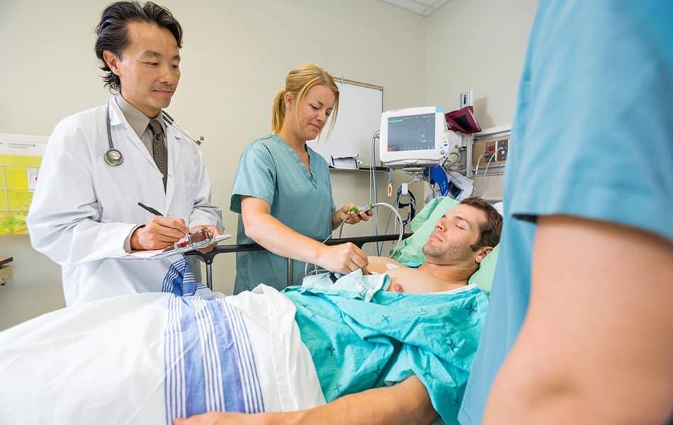 Transoesophageal Echocardiogram (TOE) - SCCVS